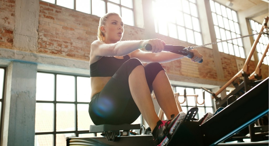 Master Your Rowing Form with These 4 Tips