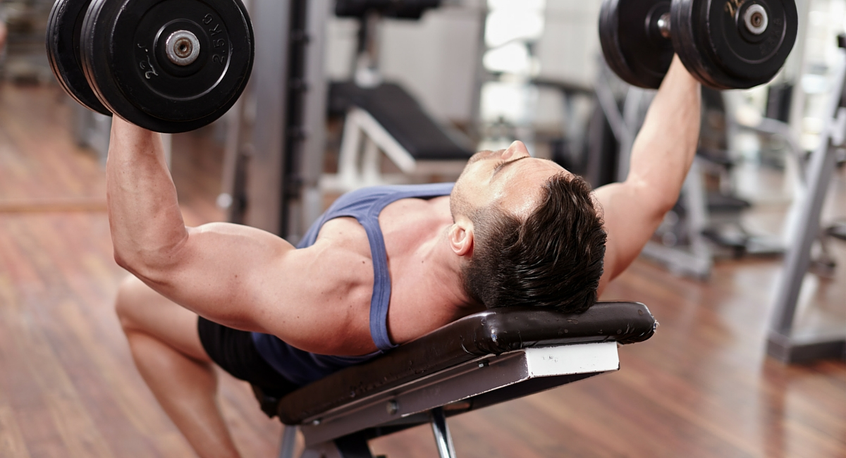 The 4 Most Common Bench Press Variations